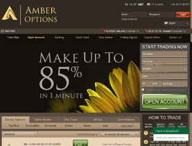 Amber options brokers