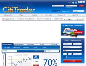 Citrades binary options shergar cup betting websites
