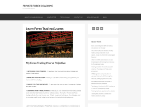 PrivateForexCoaching.com (Michael Bridgman)