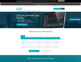 LCG (London Capital Group)