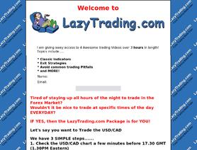 lazytrading.com (Steve Hoven)