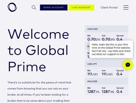 Global prime forex
