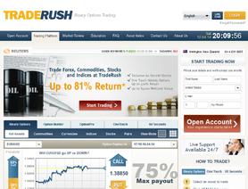 TRBinaryOptions.com (was TradeRush.com)