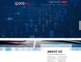 gcg forex broker