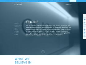 Quoine.com (Mike Kayamori)