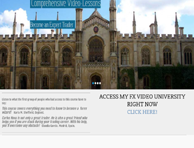 ForexVideoUniversity.com (Carlos Nava)