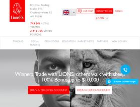 LionsFX.com