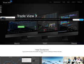 Tradeview strategy for crypto