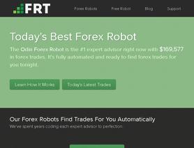 Forex Robot Trader | Don Steinitz | ForexRobotTrader com