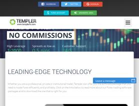 Templer forex broker