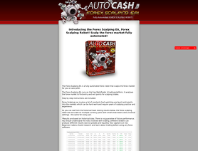 Auto cash forex scalping ea review