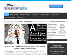 Forex online school review