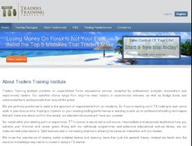 TradersTrainingInstitute.com