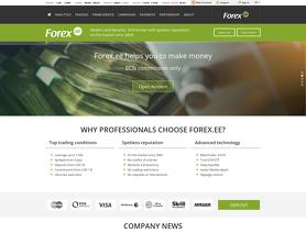 Forexee.com (Forex.ee, NetStock Ltd)
