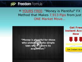 FreedomForexFormula.com (James Lampert)