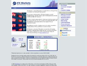 IFXMarkets.com