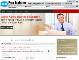 CourseTrading.som (Dr. Scott Brown, Caribbean Investment Club, CICMembers.com)