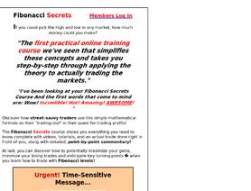 fibonaccisecrets.com (Stephen Pierce)