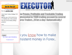 ForexExecutor.com (Victor Harrisson)