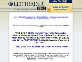 Binary options trading system com
