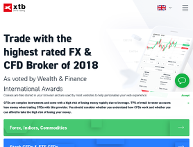 Xtb broker forex tradnf cup
