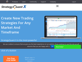 Binary options strategy quant site strategyquant.com