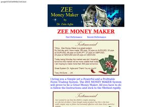 ZeeMoneyMaker.com (Dr. Zain Agha)