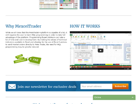 MexcelTrader.co.uk