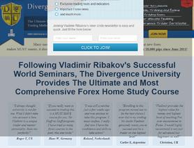 DivergenceUniversity.com (Vladimir Ribakov)