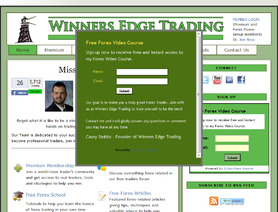 Winners edge trading forex peace army